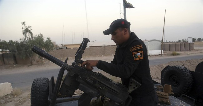 In Iraq's battle for Fallujah, residents gird for long fight