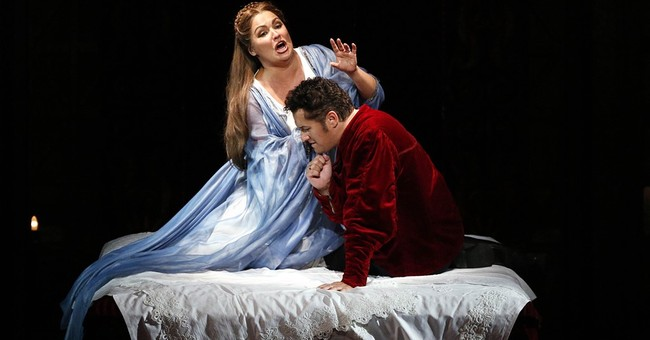 Netrebko and Beczala are surprise Wagner stars