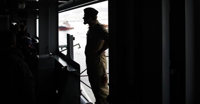 NATO: Aegean patrols helping stem migrant tide