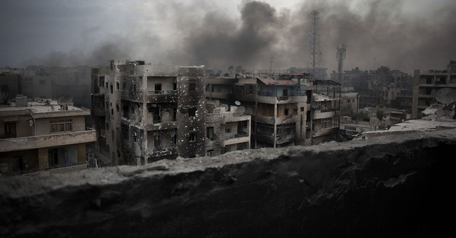 Syria rebels attacked by IS militants, government troops