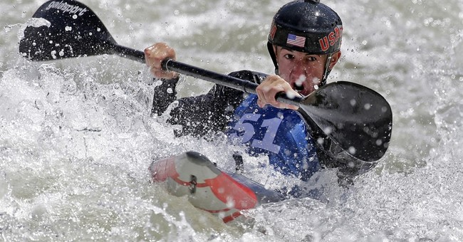 Patience pays off for Polish-born kayaker competing for US