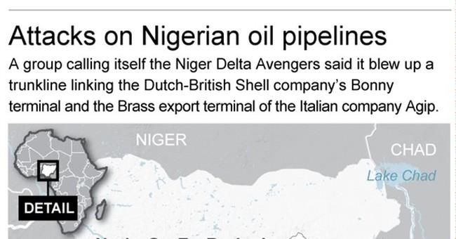 Nigeria: Security forces kill oil militants, separatists