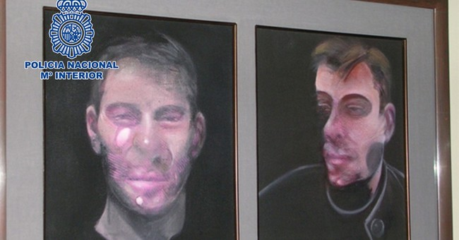 Spain police nab 7 suspects of large Francis Bacon art heist