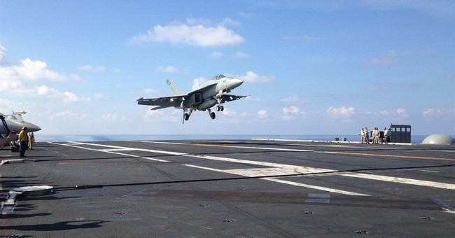 US naval, air maneuvers become 'new normal' in Asia Pacific