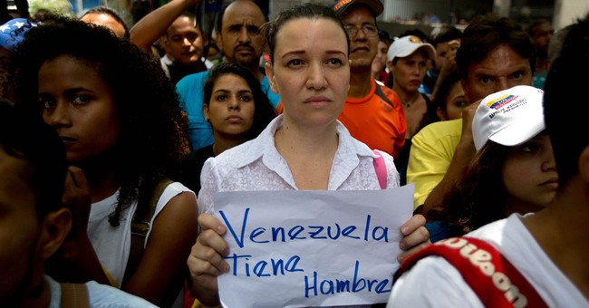 Ex-presidents meet with Venezuela government, oppo
