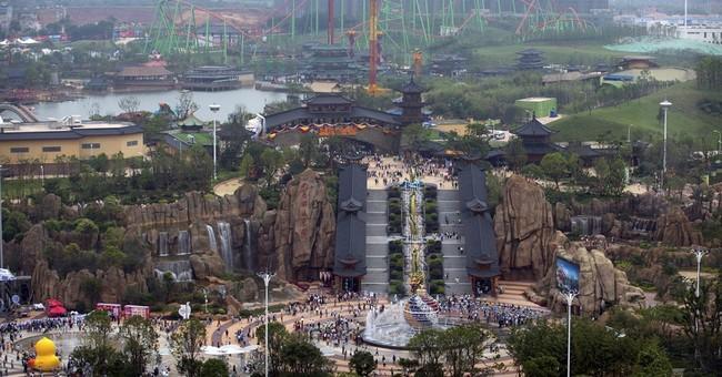Chinese developer Wanda opens theme park to take on Disney
