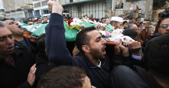 West Bank buries wounded Palestinian who was killed in March