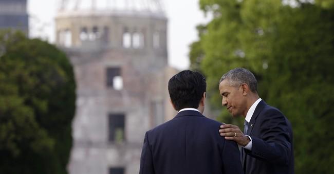 Atomic bomb survivors feel wonder, doubt after Obama visit