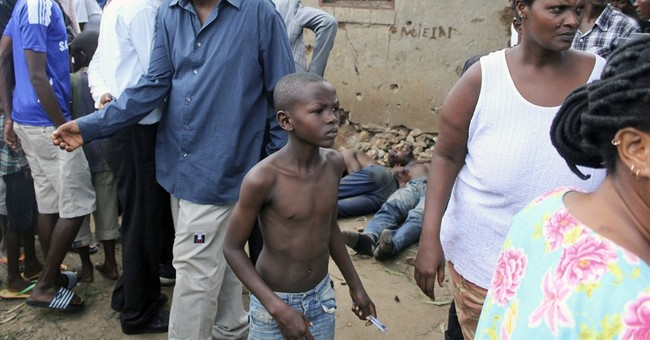 UN rights chief cites worrying trends in Burundi