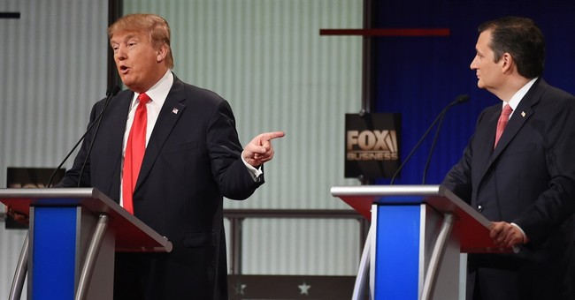 GOP Debate Takeaways: The Trump and Cruz dynamic dominates