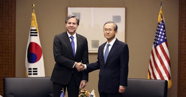 N. Korea says it could halt nuke tests if US scraps drills