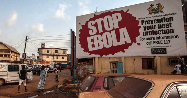 New Ebola case emerges in setback for Sierra Leone