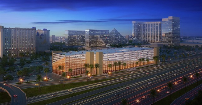 MGM to charge for parking on Vegas Strip, bucking tradition