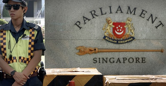 Singapore parliament convenes in post-Lee Kuan Yew era