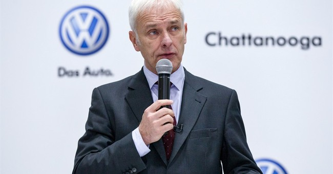 Scandal-hit VW lags rise in European car sales