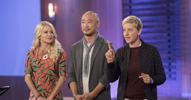 Pull up a chair for season 2 of 'Ellen's Design Challenge'