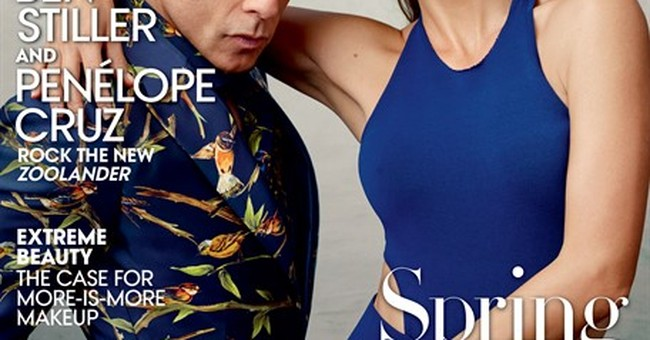 Fashion full-circle: Derek Zoolander hits cover of Vogue
