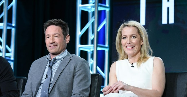 Duchovny, Anderson learn to love their 'X-Files' characters
