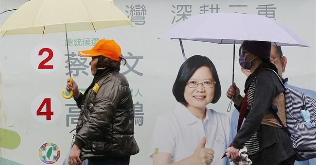 Taiwan presidential race showcases women's increasing role