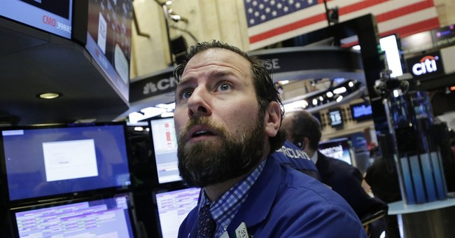 Get used to it: Big drops for stocks are back again