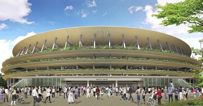 Tokyo 2020 stadium architect says his design not plagiarized