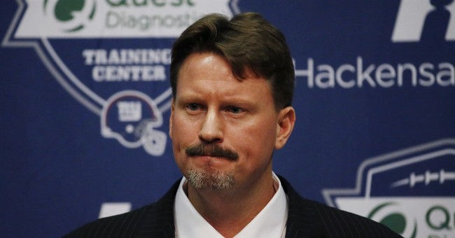 Ben McAdoo says Giants need to reload, not rebuild