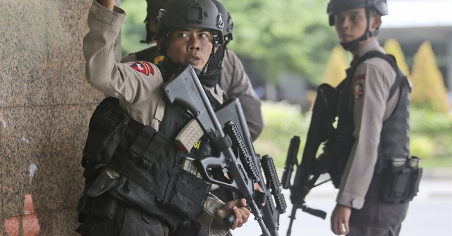 Jakarta attack a battle of bombs and perceptions