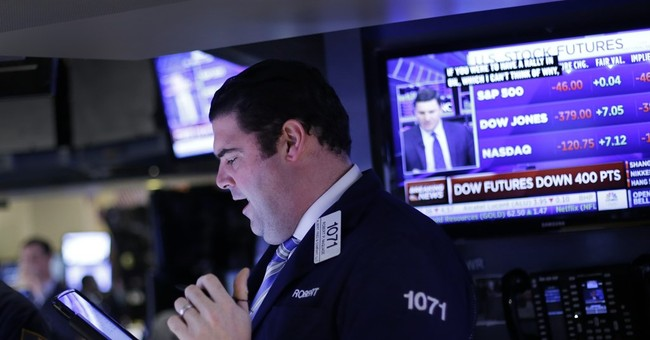 Stock market slides again; worst two-week start to a year