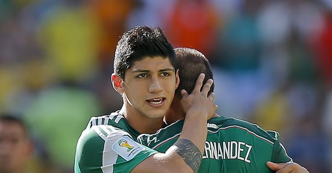 Mexican police mount big hunt for kidnapped soccer player