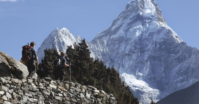 Nepal honors 9 Sherpas who paved way for Everest climbers