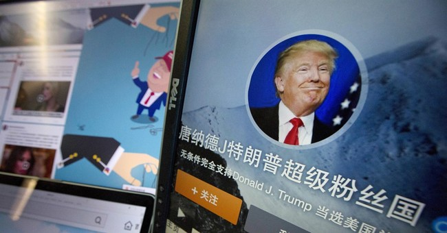As in US, Trump draws strong reactions in China