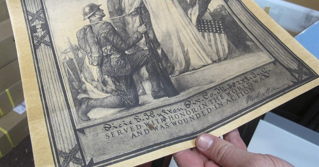 A veteran's race against time to return WWI Purple Hearts