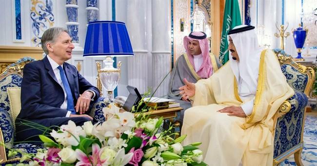 Saudi Arabia slams Iran's role in Iraq as 'unacceptable'
