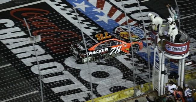 Martin Truex Jr. dominates NASCAR race in Charlotte