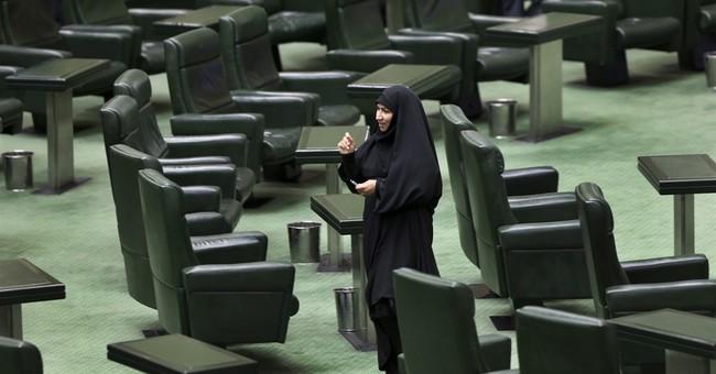 Iran parliament chief retains post despite reformist gains