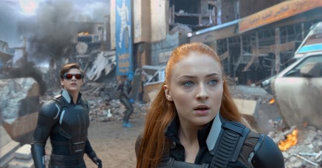 Depp's 'Alice' bombs, 'X-Men: Apocalypse' on top with $65M