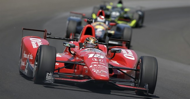 Andretti and Rahal fail in bid to add to Indy 500 collection
