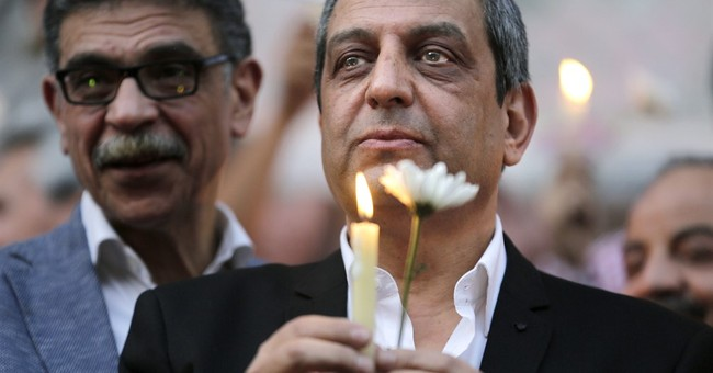 Head of Egypt's journalists union to stand trial