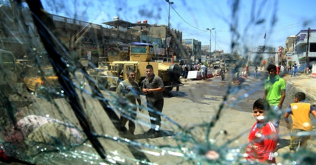 Elite Iraqi forces push into Fallujah, expect fierce battle