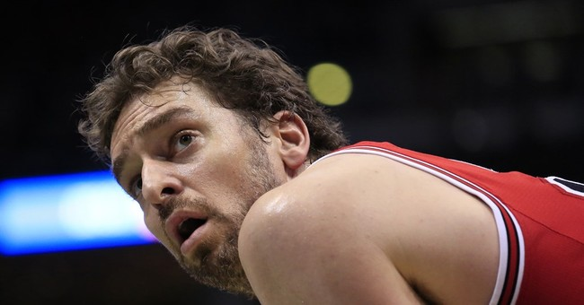 Pau Gasol considering skipping Olympics because of Zika