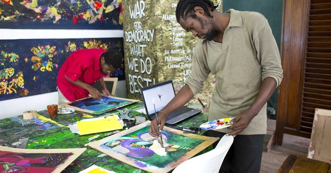 In Haiti, cradle of rich visual heritage is being reinvented