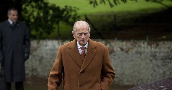 Prince Philip to miss Battle of Jutland event