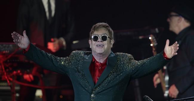 Elton John doesn't see Putin, hopes for future meeting