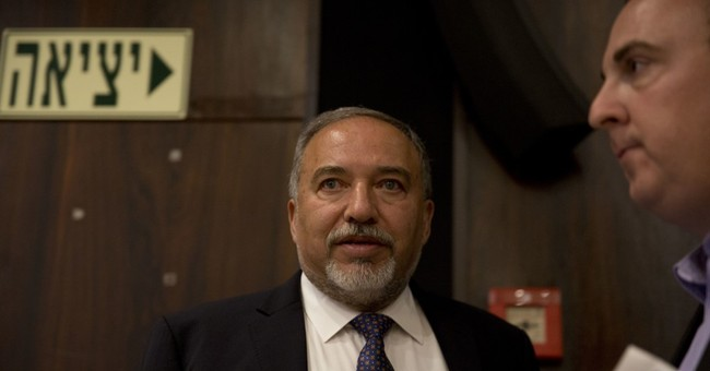 Israel's new defense minister backs two-state solution
