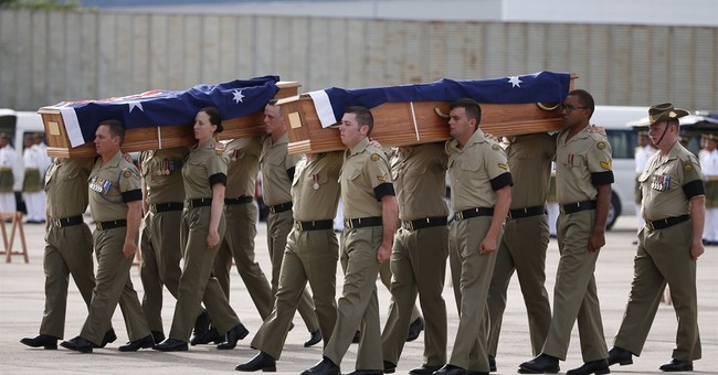 After decades, 32 Australians' remains return from Malaysia