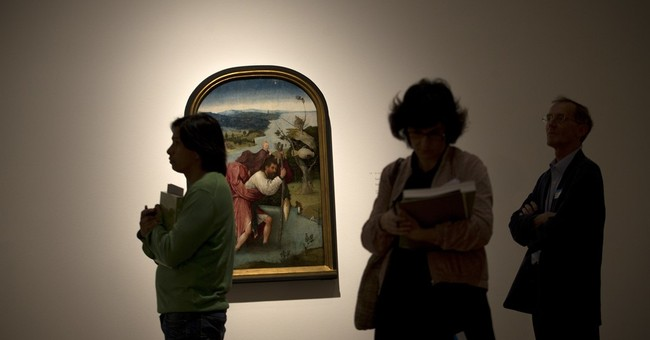 Spain's Prado unveils major exhibit of Dutch master Bosch