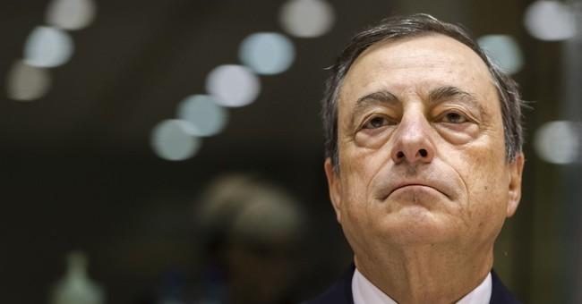 Stronger economy lets ECB kick back, let stimulus work