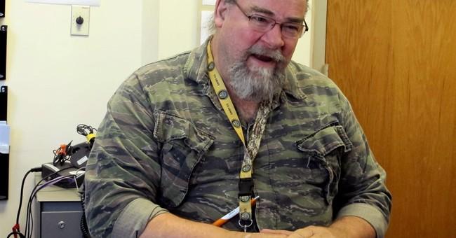 Military veteran finds a mission nursing fellow vets at VA