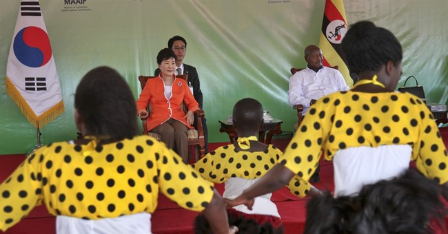 Uganda to stop security cooperation with North Korea