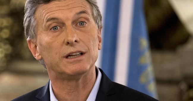 Argentina's Macri to repatriate $1.3 million from Bahamas